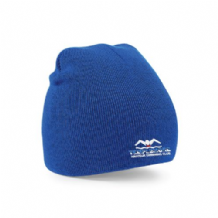 Templemore Swimming Club Beanie Hat - Royal